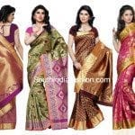 Beautiful Art Silk Sarees
