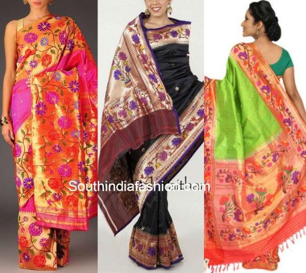 floral_design_paithani_sarees