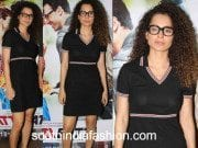 kangana ranaut at katti batti screening