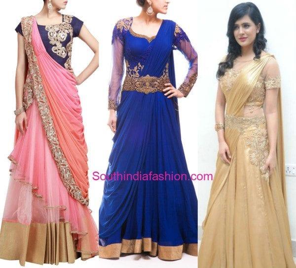 lehenga_style_gowns