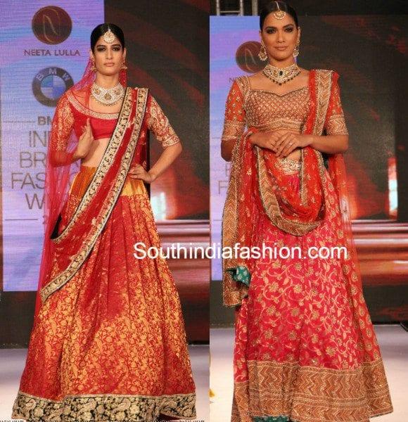 neeta_lulla_bridal_lehengas_mbw_india_bridal_fashion_week_hyderabad