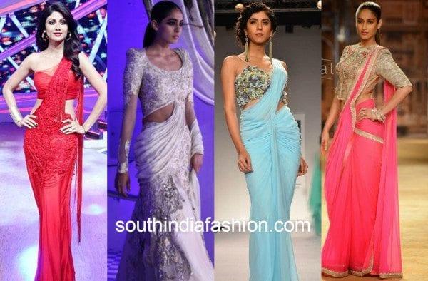 saree gowns