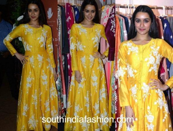 shraddha kapoor at IMC ladies exhibition