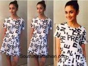 Alia Bhatt in Sophyline Paris