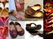 Desi footwear
