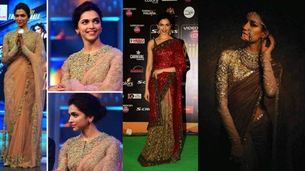 sabyasachi sequins blouse designs
