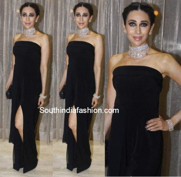 Karisma Kapoor in Sonakshi Raaj at TBZ jewelery store launch