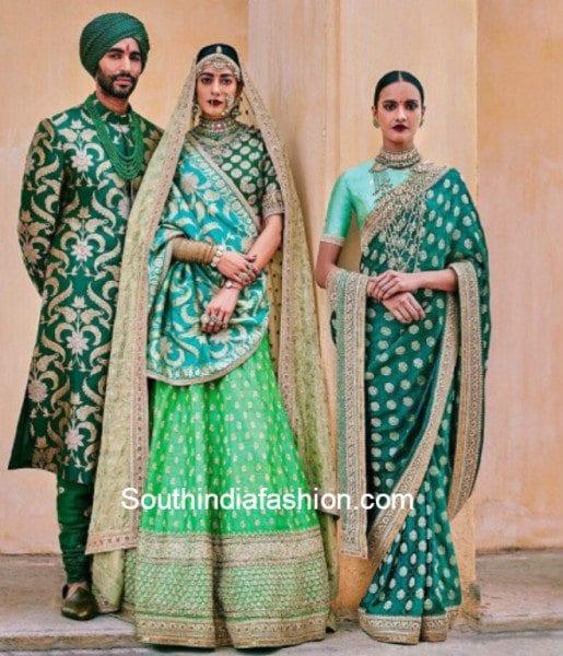 Sabyasachi's Banarasi Bride Collection