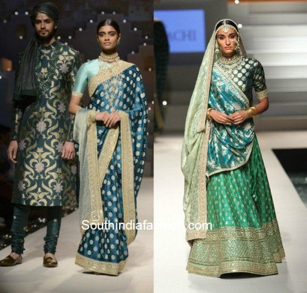 Sabyasachi's heritage Banarasi Bride Collection