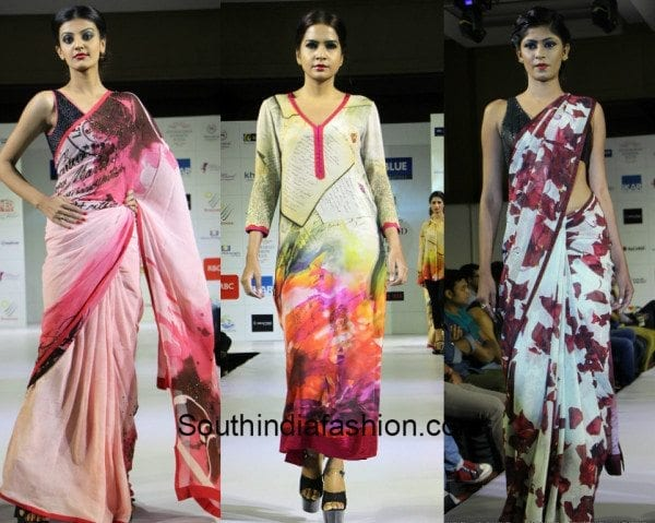 Satya Paul at Hyderabad Fashion Week