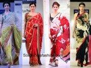Satya Paul at hyd fashion week