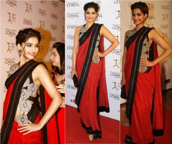 Sonam Kapoor at Femina Awards