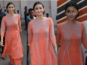 Alia Bhatt in am pm