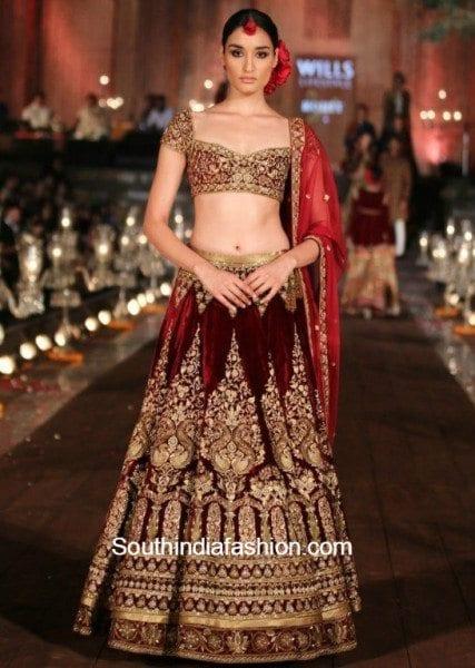 10 Of The Most Beautiful Bridal Lehengas By J J Valaya