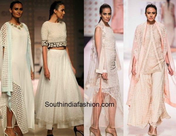 kavita bhartia at amazon fashion week