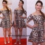 Tamannaah in H&M Dress