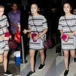 Alia Bhatt In Stripes Dress