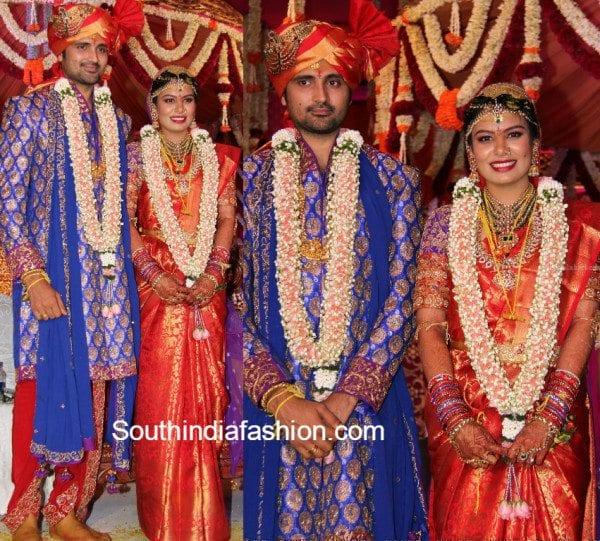 Actor Samrats wedding