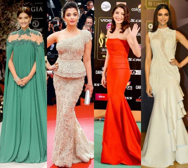 5 Bollywood celebs who rocked it in gowns – South India Fashion