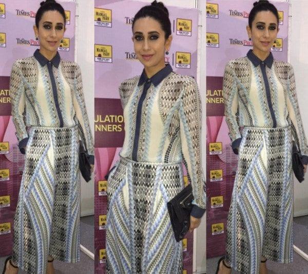 Karishma Kapoor in Namrata Joshipura Outfit