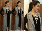 Rashi Khanna in forever 21 and suhani pittie