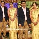Director Siva Nageswara Rao's daughter's wedding