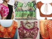 gota patti work on blouses feat image
