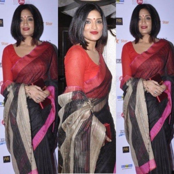 Sandhya Mridul in Raw Mango at the MFF