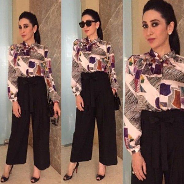 Karishma Kapoor at an event in Mumbai