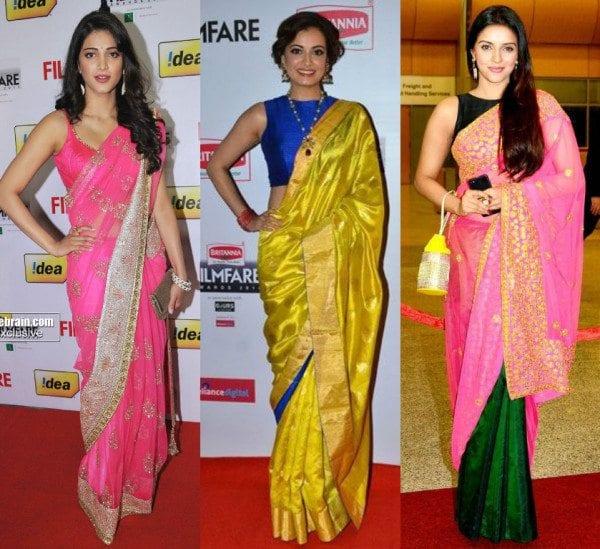 sarees for diwali