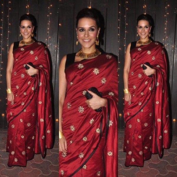Neha Dhupia in Raw Mango