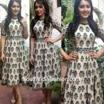 Raashi Khanna in a Shravan's studio dress