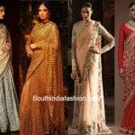 15 of the best Sabyasachi sarees of all time