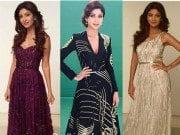 Shilpa Shetty in Zarau Mrigar, Urvashi Joneja and Nadine Studio