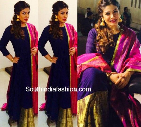 raveena-tandon-in-gaurang-shah-600x540 - Copy
