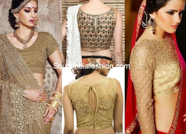 Gold Blouses series 2 feat