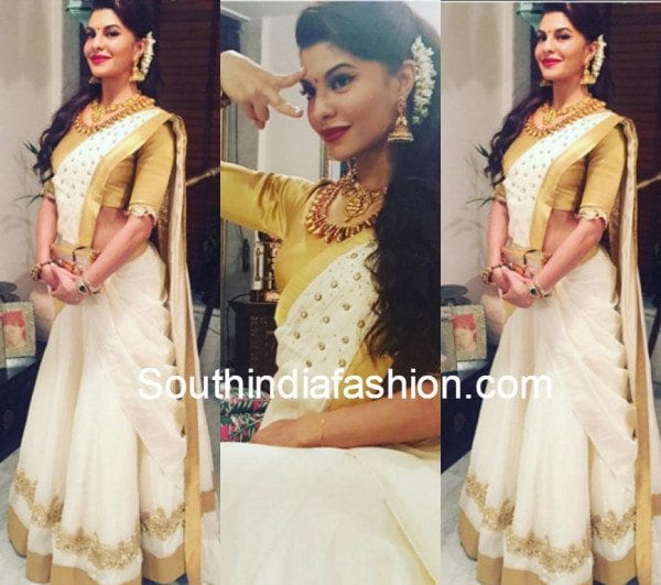 jacqueline fernandez in pranaah � south india fashion