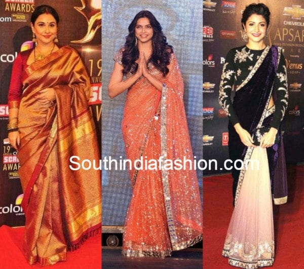 Wedding Outfits - Sarees