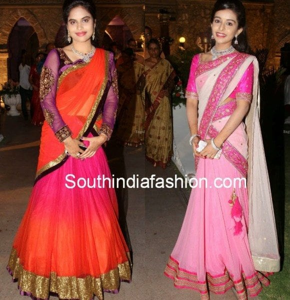 party_wear_half_sarees
