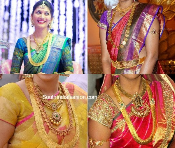 Top 5 Bridal Jewellery Trends South India Fashion