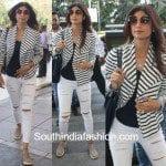 Shilpa Shetty at the airport 150x150