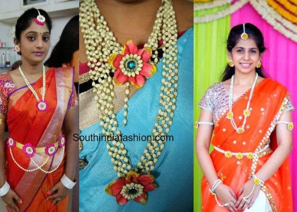 fresh_flower_jewellery_for_mehendi_ceremony
