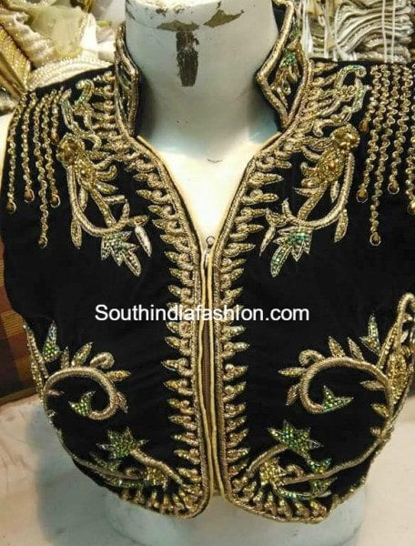 high_neck_blouse_with_front_zip