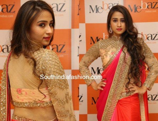 Designer Saree by Mebaz