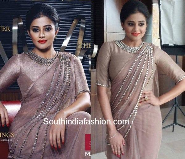 Priyamani in LabelM Saree
