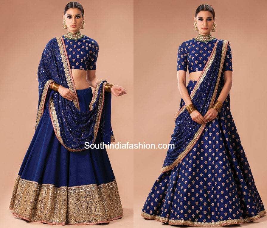 Sabyasachi Heritage Bridal Collection South India Fashion