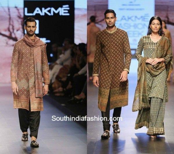 Asif Sheikh at Lakme Fashion Week Summer Resort 2016 2