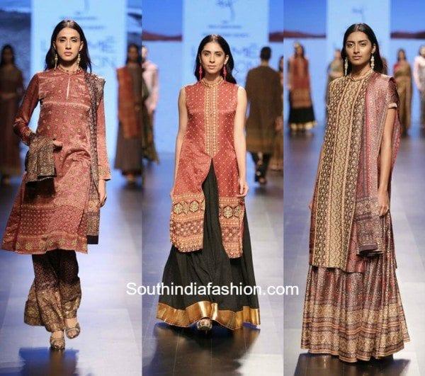 Asif Sheikh at Lakme Fashion Week Summer Resort 2016