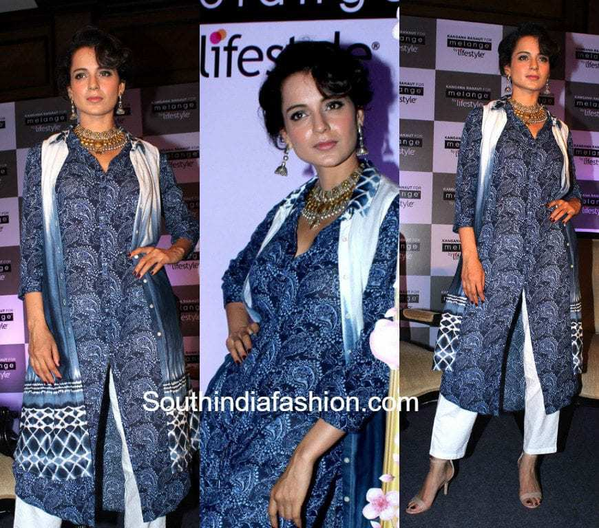 kangana ranaut graces lifestyle - photo #24