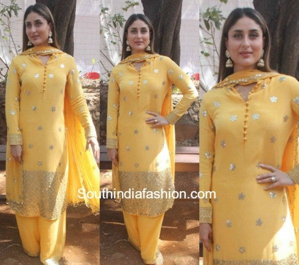 Kareena Kapoor's Stylish Outfits at Ki & Ka Promotions ...